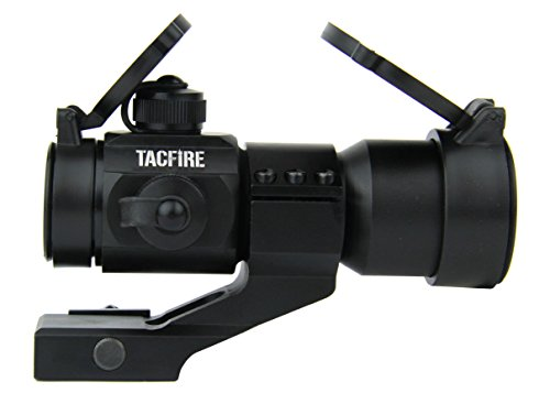 TacFire 1 x 30mm Tactical Dot Rifle Scope Sight with...