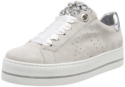 Maripe Damen 26308 Sneaker, Grau (Camoscio Sasso), 39 EU
