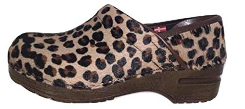 Sanita Art 458806 Leopardato Zoccolo (37 EU)