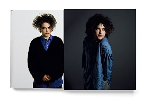 In Between Days - The Cure In Photographs (1982 - 2005) (Deluxe Edition): Buch, Biografie
