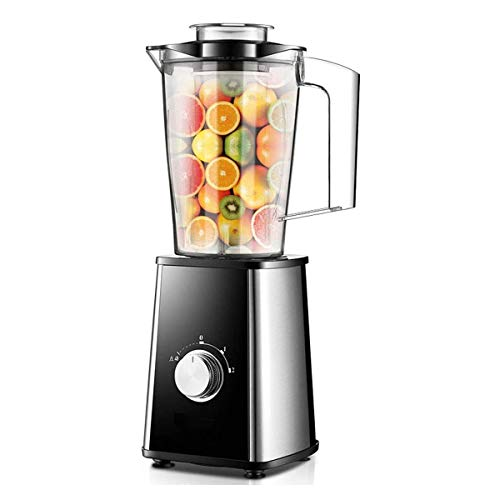 Juicer Blender Automatic Multi-Function Fruit Small Machine Juice Machine Soy Milk Juicer Suitable for Home Kitchen Fruit and Vegetable Black