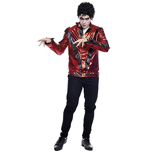 Disfraz Zombie Thriller Hombre Cosplay Halloween Cosplay (L) (+ Tallas)
