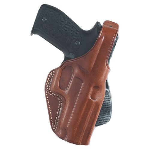Galco PLE266 Unlined Paddle Gun Holster for Colt 1911,...
