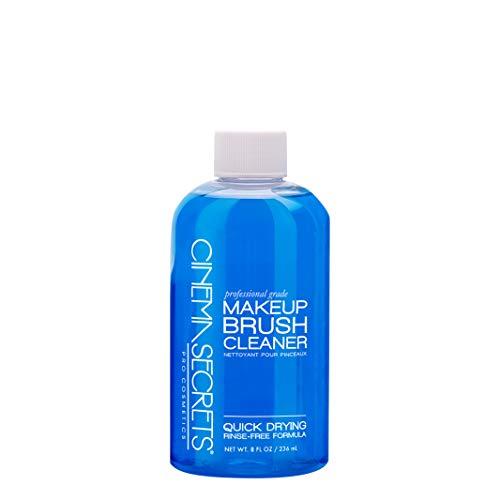 CINEMA SECRETS Pro Cosmetics Professional Brush Cleaner, 8 Fl Oz