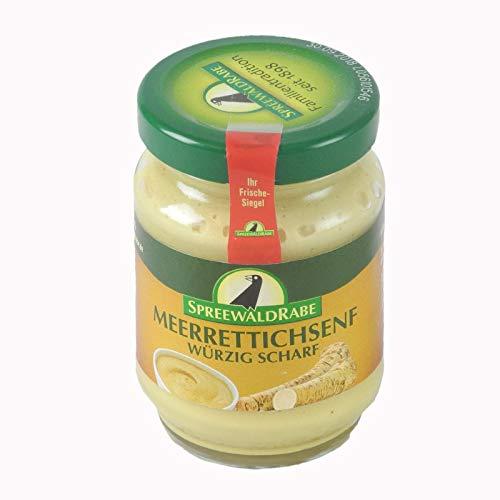 Meerrettich Senf von Spreewald Rabe (100 g)