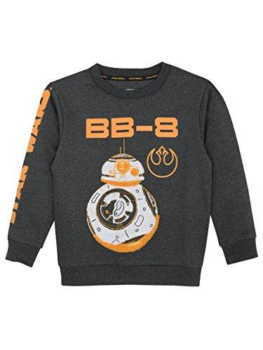 Star Wars - Suéter para Niños BB8-12 - 13 Años