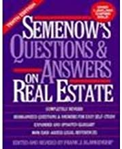 questions and answers on real estate