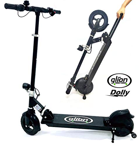 Our #4 Pick is the Glion Dolly Electric Scooter