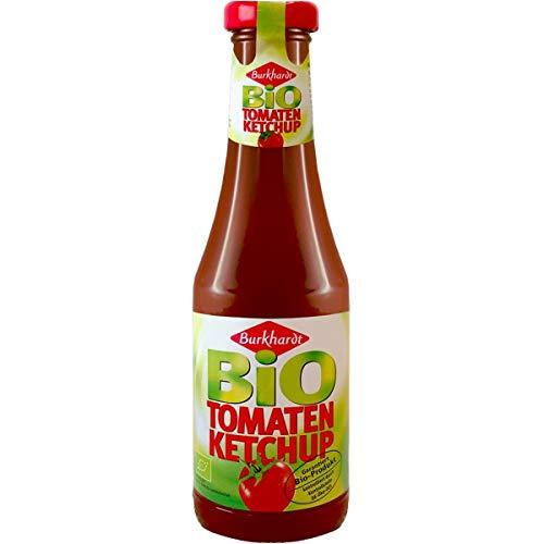 Burkhardt Tomatenketchup aus Bayern (500 ml) - Bio