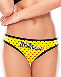 WIDE RANGE OF SIZES: Sassypants panties come in 6 different sizes from Small to 3X because we recognize that women come in many shapes and sizes. The exclusive styles has sizes available from size 0-22 because we want as many ladies as possible to en...