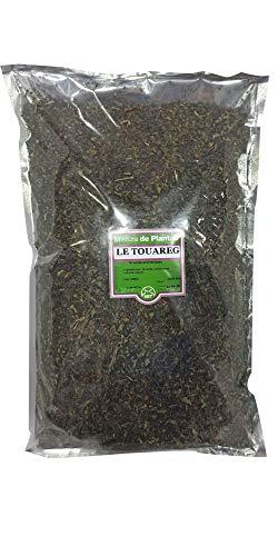 SABOREATE Y CAFE THE FLAVOUR SHOP Té Verde Moruno Le Touareg Gunpowder en Hoja Hebra a Granel Infusión Natural 1 kg