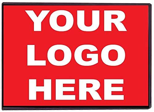 VictoryStore Home Accessories: Custom Commercial Door Mat -Full Color Print - Logo Doormat 24 inches x 36 inches (1)