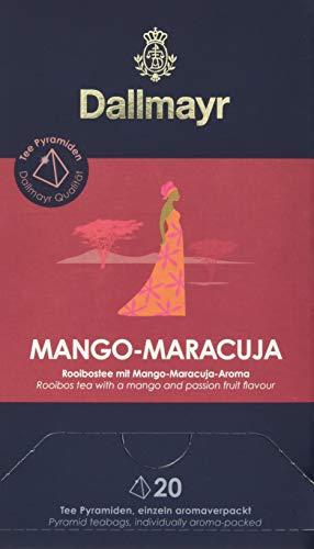 Dallmayr Teepyramide Mango/Maracuja, 1er Pack (1 x 50 g)