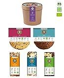 eat Performance Starter Box (3 Riegel, 2 Cookie, 1 Schoko Müsli) - Bio, Paleo, Glutenfrei Aus 100% Natürlichen Zutaten