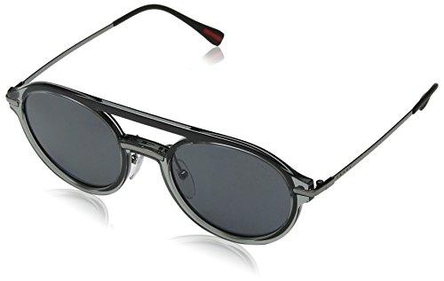 Prada Sport Herren 0ps 05ts Sonnenbrille, Grau (Grey), 51