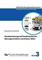 Charakterisierung und Transformation des Alterungsverhaltens von Li-Ionen Zellen
