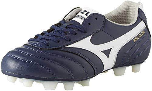 MIZUNO MRL CLUB 24 BLU P1GA171714 - Scarpe da calcio uomo terreni compatti