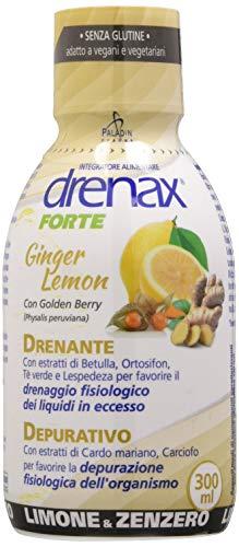 Drenax Forte Ginger&Lemon Integratore Alimentare 300 ml