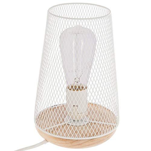 Lampe à poser - Style Design - Coloris BLANC