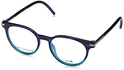MARC JACOBS Eyeglasses MARC 51 0TML Havana Blue Aqua 48MM