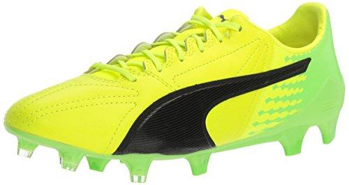 PUMA Men's Evospeed 17.SL Lth FG Soccer Shoe