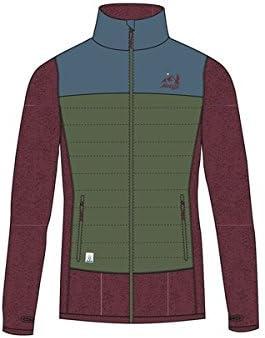 Maloja PiazM. Hybrid Fleece Jacket Treehouse