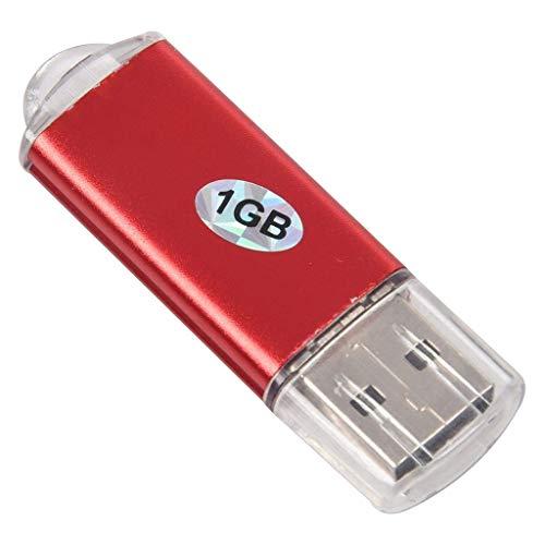 CFTGB USB Flash Drives 1G Memory Stick Pen Drive Thumb Drive for Data Storage U Disk for PC Computer Macbook TV Car Flash Drives