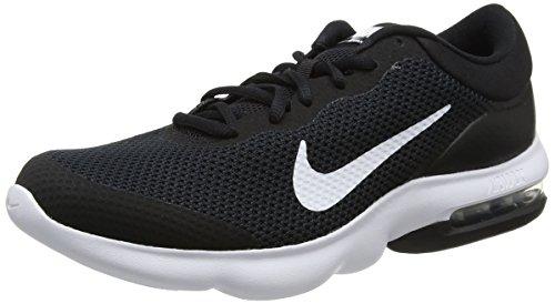 Nike Air Max Advantage, Scarpe da Trail Running Uomo, Nero (Black/White 001), Taglia Unica