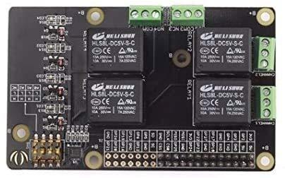 KASILU Dlb0216 Raspberry PI Relay Board v1.0 Relais Hochleistung