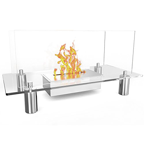 Regal Flame Delano Ventless Free Standing Bio...