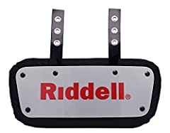Use with shoulder pads for additional lower back protection Universal fit attaches to most shoulder pads Hardware included This is an O.E.M. part