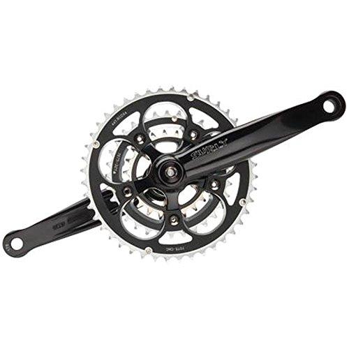 Surly Kurbelsatz Mr. Whirly Crankset, 100mm, schwarz, 175mm, CR0035