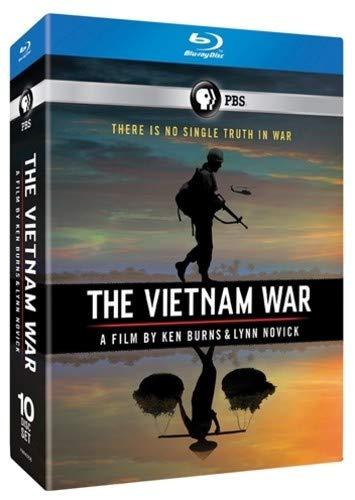 The Vietnam War: A Film by Ken Burns and Lynn Novick Blu-ray