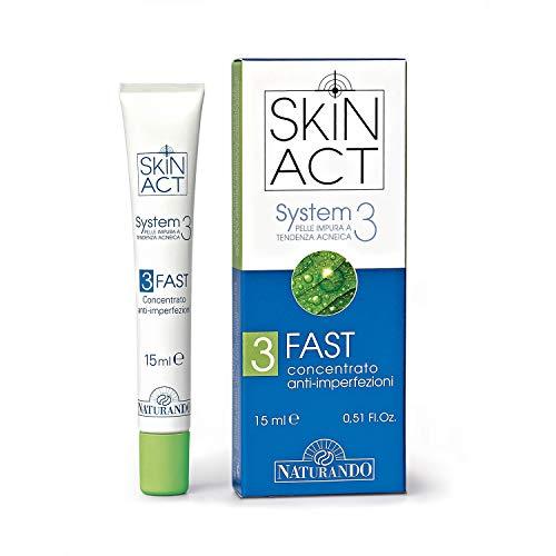 NATURANDO 5515 Skin Act Fast Ml-Crema Anti...