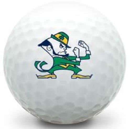 Best Price Titleist 36-3 Dozen (Norte Dame Fighting Irish Logo) Pro V1 Mint Golf Balls # 1 Ball in G...