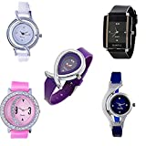 Warranty type:Manufacturer; 1 Years Manufacturer Warranty Watch Movement Type: Quartz; Watch Display Type: Analog Comfortable, stylish, Band designed to fit most wrists. Secures easily for maximum durability and functionality. Comes with a beautiful ...
