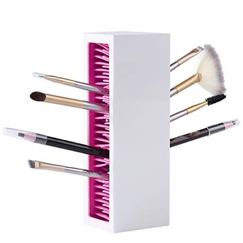 Boîtes de rangement Boîte de rangement pour pinceaux de maquillage Boîte de rangement pour cosmétiques Boîte de rangement pour papeterie de bureau Maison et jardin Entretien ménager et organisateurs