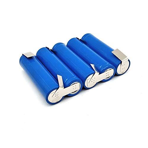 3000mAh para Parksi 18V Batería herramienta X0172LIB para autoinstalación