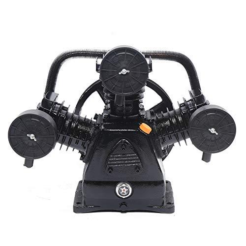 Kompressor Aggregat 3 Zylinder W-Typ Luftgekühlt 3KW 960L/min Druckluft Kompressoraggregat JCW0.36-8