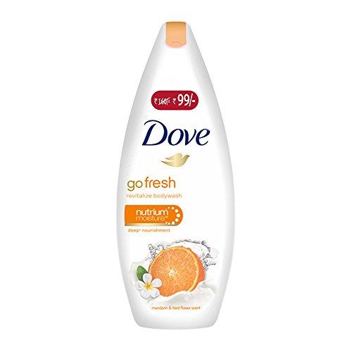 Dove Go Fresh Revitalize Bodywash, 190ml