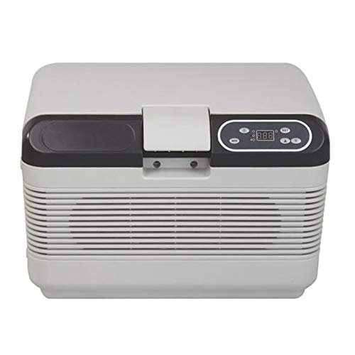 Best Prices! Deep Freezer Car Refrigerator 12L Camping Fridge Electric Portable Freezers, Temperatur...