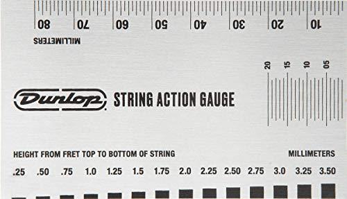 Jim Dunlop Action Gauge System 65 Guitar Tools (DGT04)