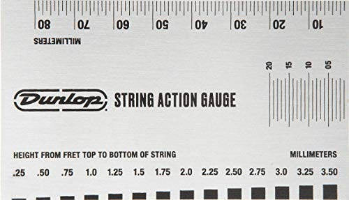 Jim Dunlop Action Gauge System 65 Guitar Tools (DGT04)