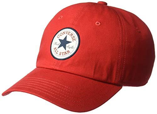 Converse Tipoff Chuck Baseball MPU 10008 Visera, Rojo (Red 10008474-A03), Talla única Unisex Adulto