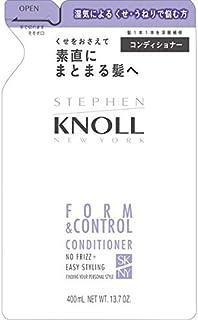 コーセー スティーブンノル フォルムコントロール コンディショナー 詰替え用 400mL