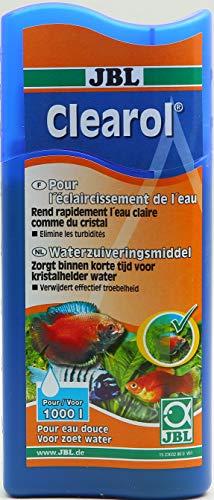 JBL Clearol Water Treatment for Aquariums (100 ml for 400 L) 3