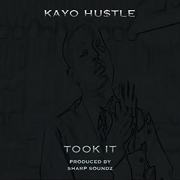 Took It (feat. Alyssa) - Single