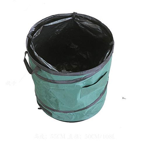 KEMEILIAN HWLX0315 Cubo de Agua de Pliegue portátil Lavado de Autos al Aire Libre Limpieza de la Limpieza Tienda de Viajes Barril Barrel Barbage Can Portátil