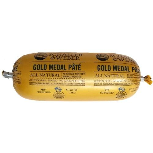 Gold Medal Pate (6 pack)