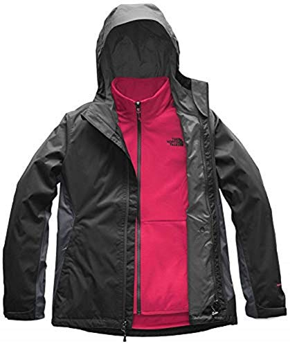 The North Face Women's Arrowood Triclimate Jacket - Asphalt Grey & Vanadis Grey - M